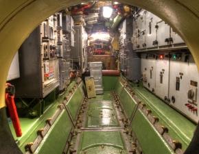 Notranjost podmornice