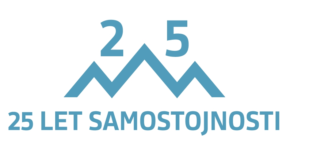 logo 25 let samostojnosti